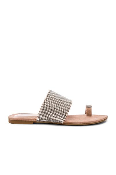 Jeffrey Campbell Jema Sandal in tan