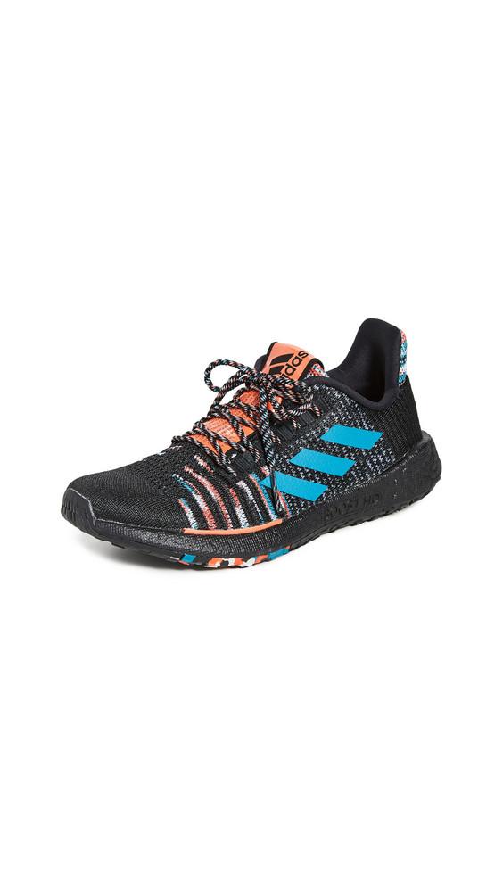 adidas Pulseboost HD x MISSONI Sneakers in black / orange / white