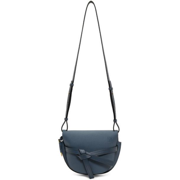 Loewe Blue Small Gate Bag