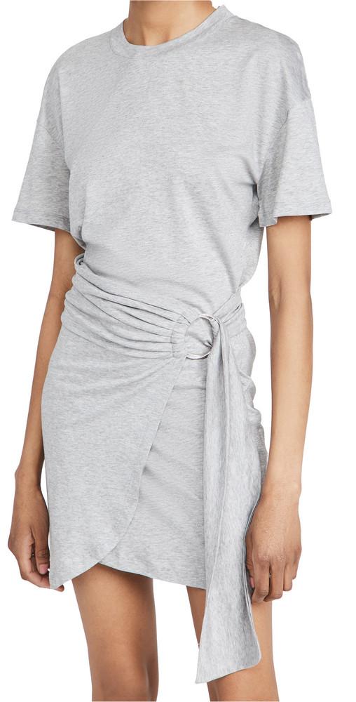 Ba & sh Erika Dress in grey
