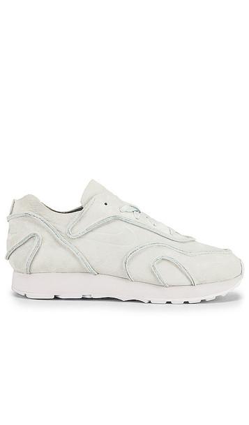 Nike Outburst Deconstruct Sneaker in Gray