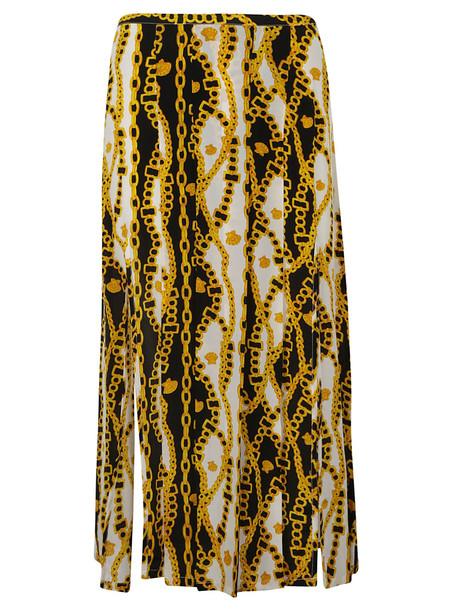 Rixo London Chain Print Skirt
