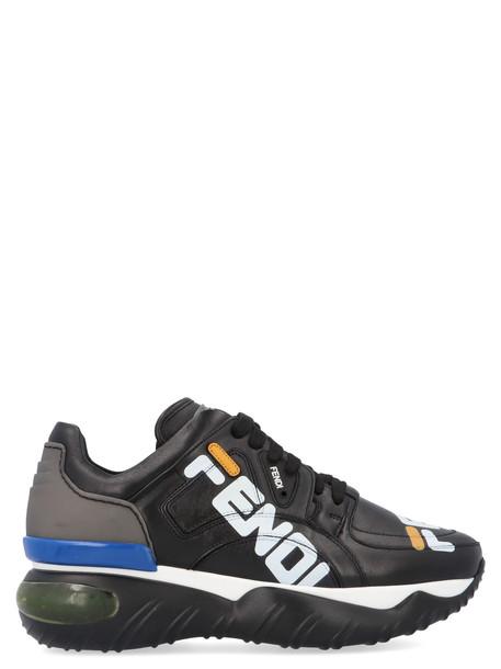 Fendi 'roco Top Fendi Fix' Shoes in black