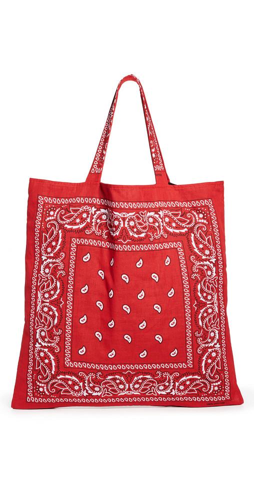 Arizona Love Beach Bag in red