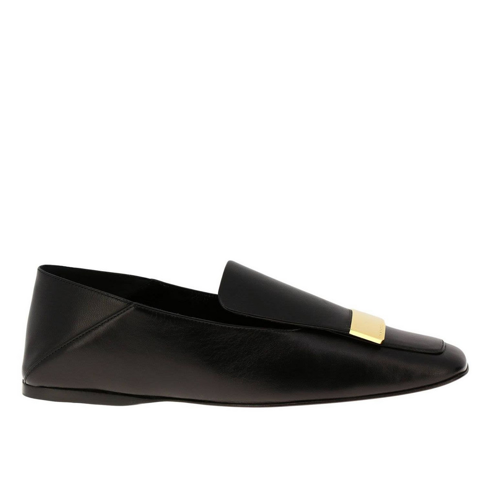Sergio Rossi Loafers Shoes Women Sergio Rossi in black