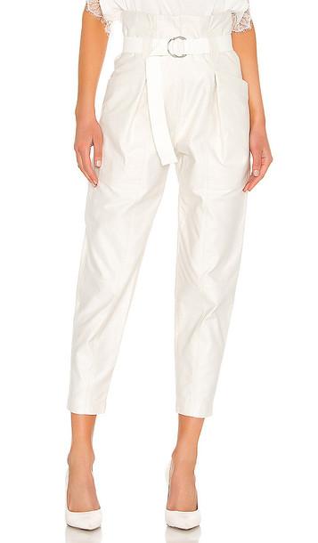 IRO Cursola Pant in Cream in white