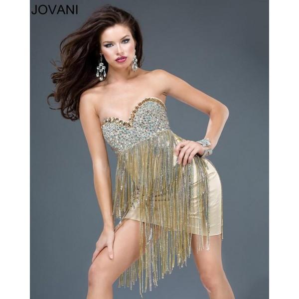 dress jovani cocktail dress