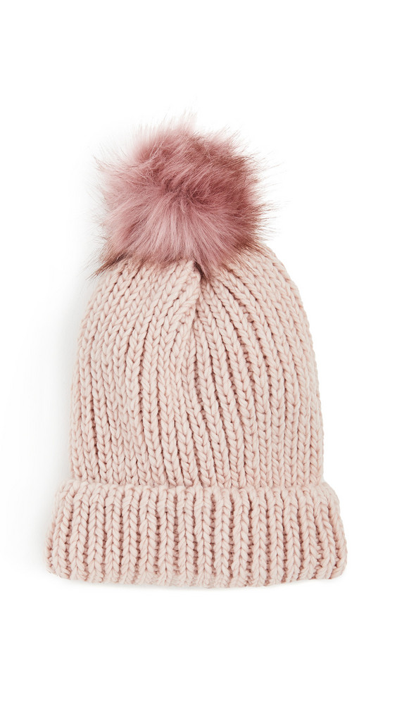 Hat Attack Bryce Hat in blush