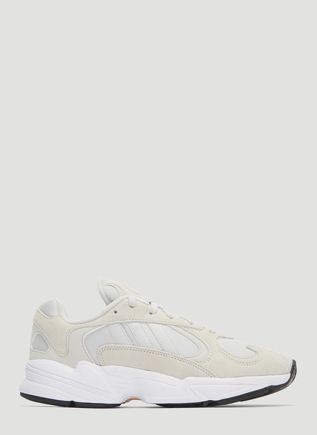 Adidas Yung 1 Sneakers in Beige size UK - 04.5