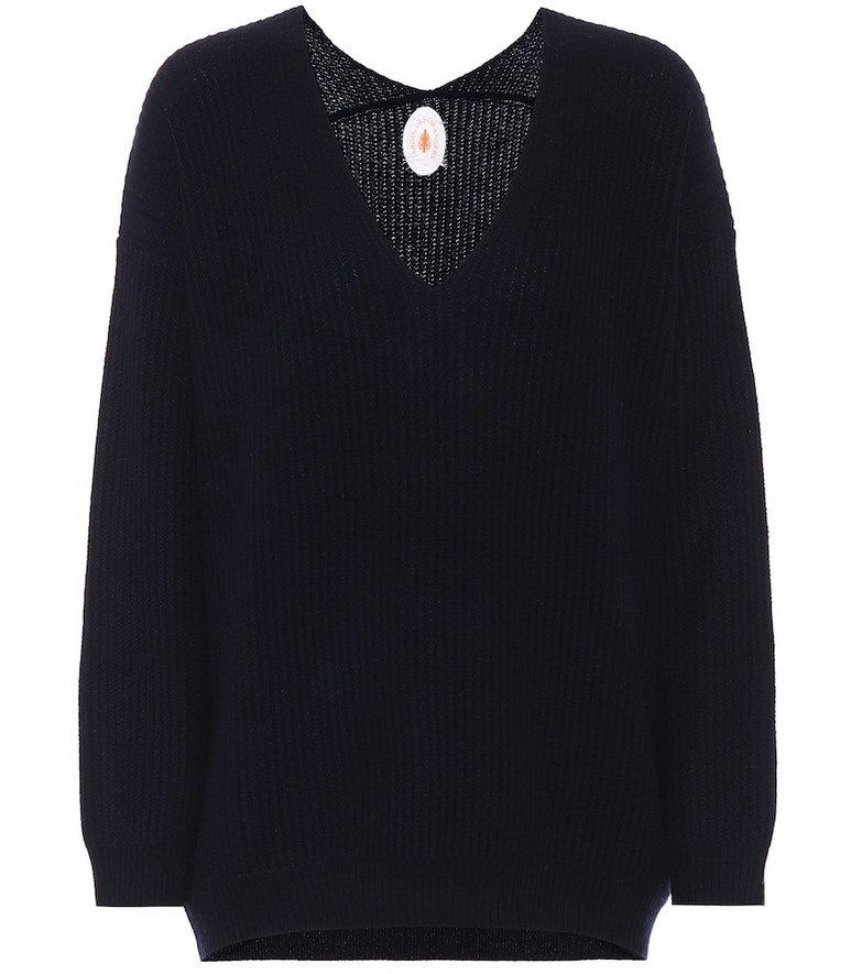 Jardin des Orangers Cashmere sweater in blue