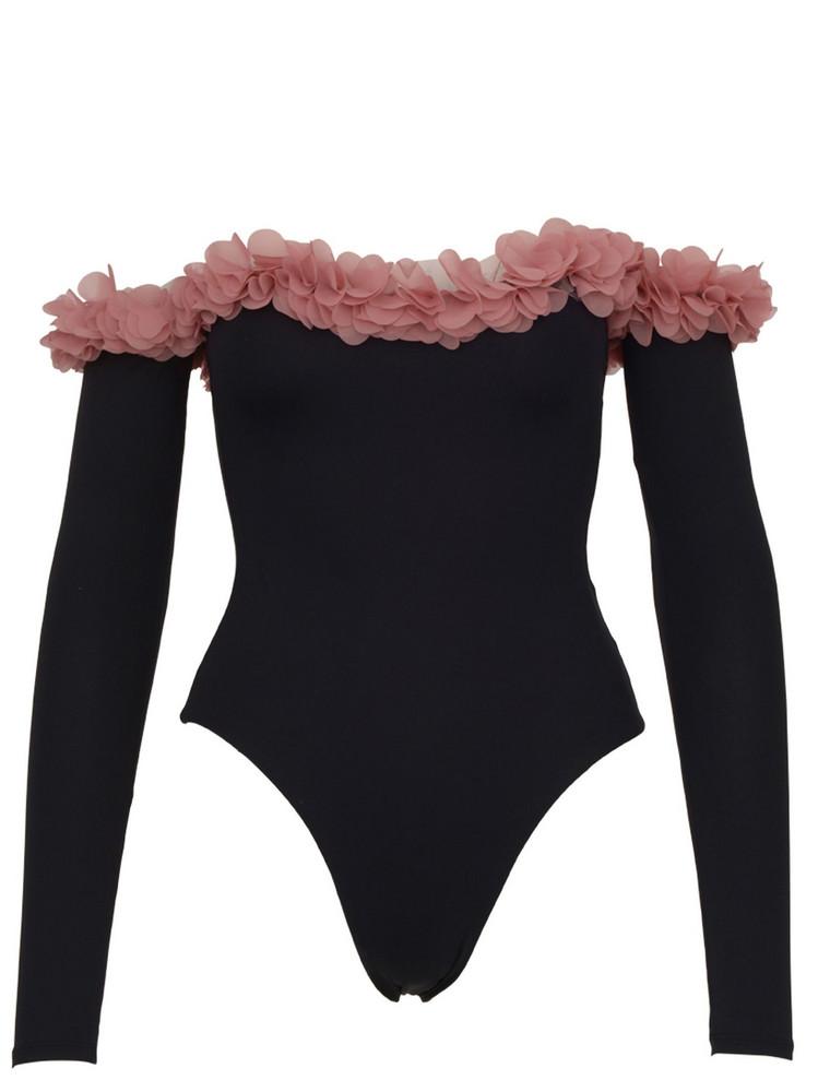 La Reveche Body in black / pink
