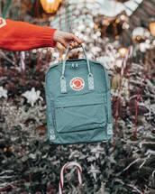 bag,green bag