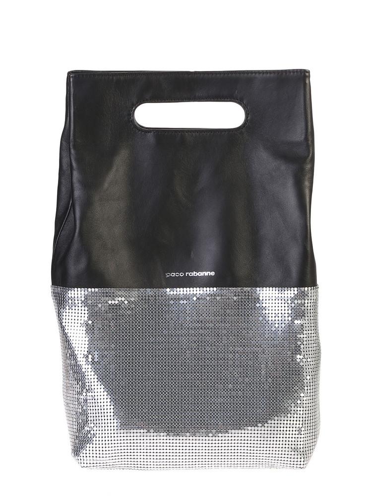 Paco Rabanne Chain Bag in black