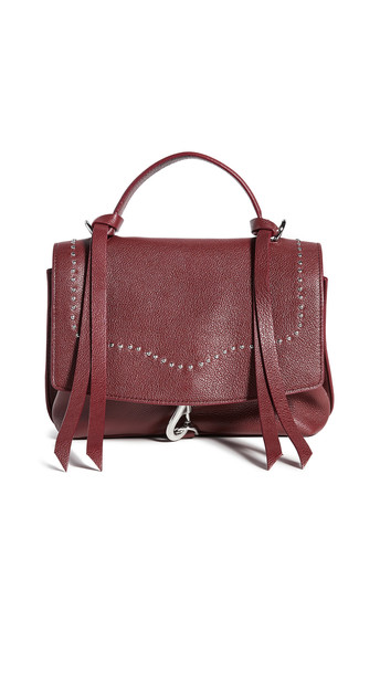 Rebecca Minkoff Stella Medium Convertible Backpack in noir