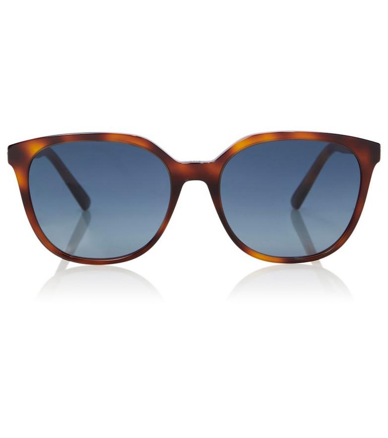 Dior Eyewear 30MontaigneMini BI tortoiseshell sunglasses in brown