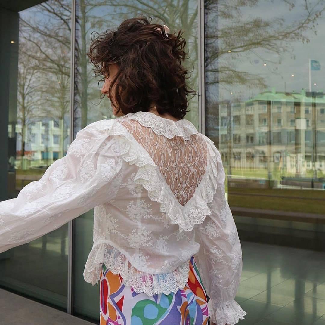 blouse white blouse top