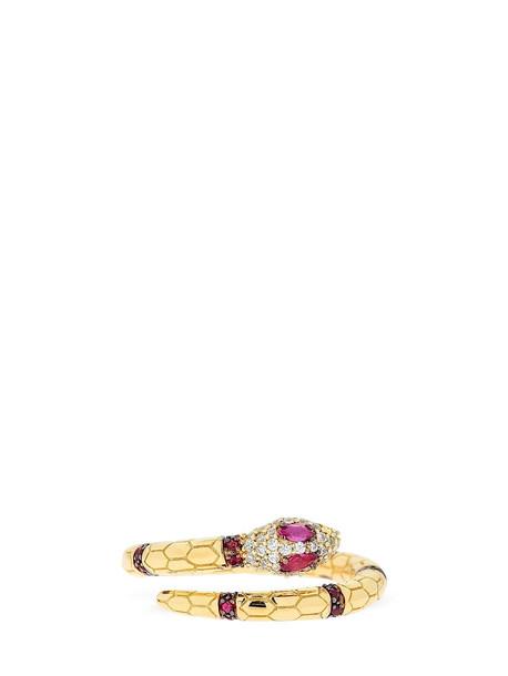 APM MONACO Uraeus Snake Ring in gold
