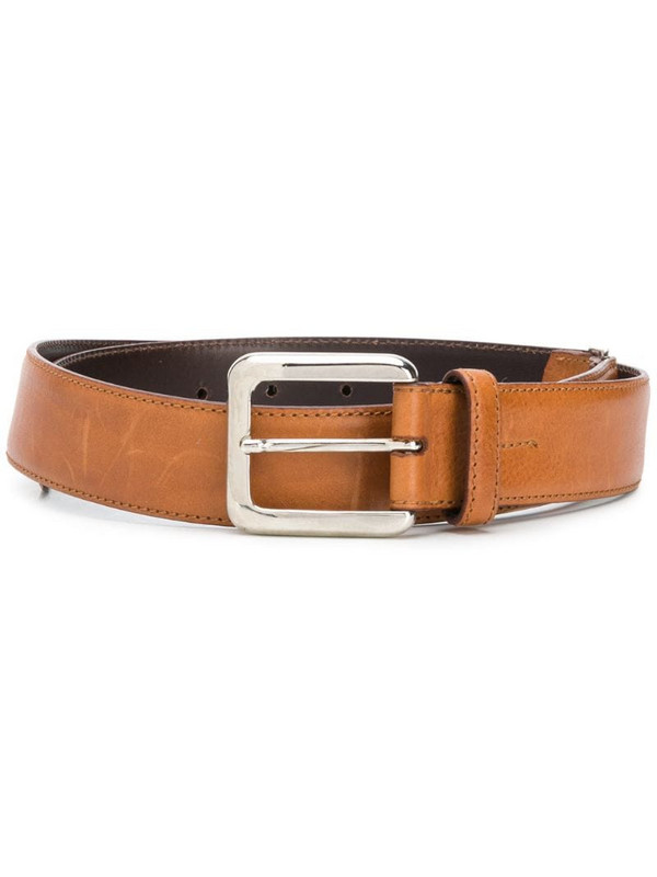 Gianfranco Ferré Pre-Owned 1990s classic belt in brown