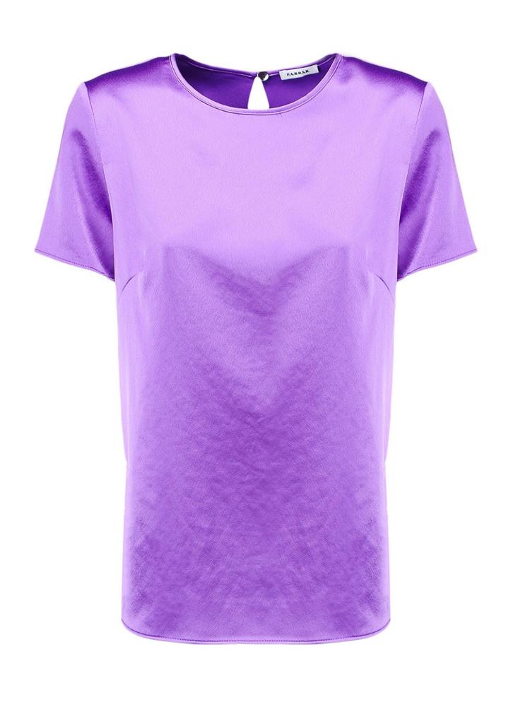 Parosh Satin Shirt