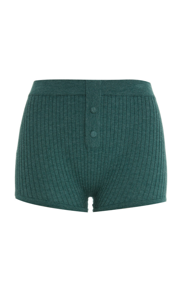 Live the Process Knit Boy Short in grey