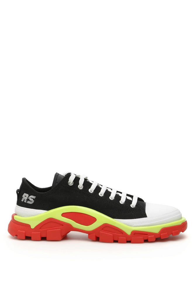 Adidas By Raf Simons Unisex Rs Detroit Sneakers in black