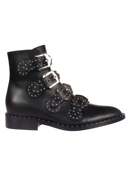 Givenchy Elegant Ankle Boots in black