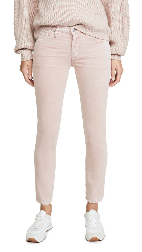 AG The Prima Ankle Jeans in rose