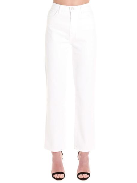 J Brand jules Jeans in white