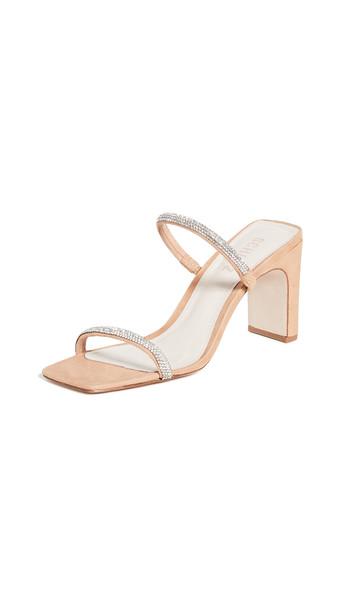 Schutz Salwa Sandals in beige