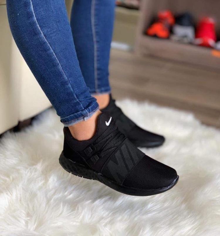 slip on running shoes nike