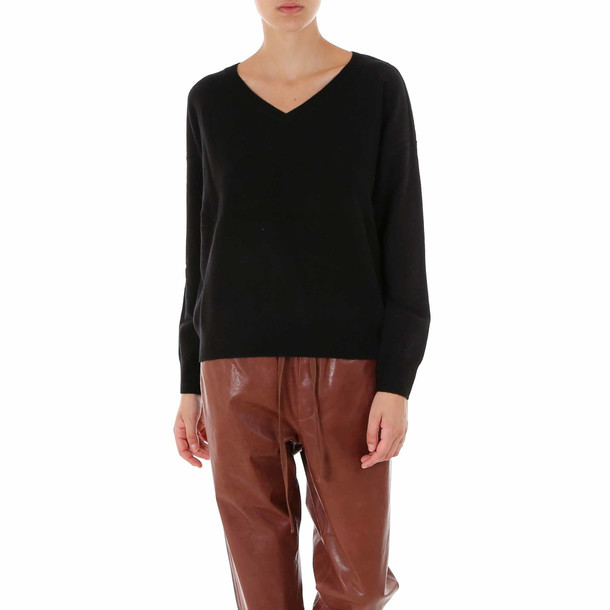 Closed Women S Knit Sweater in black