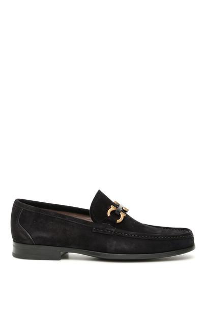Salvatore Ferragamo Grandioso Loafers in black