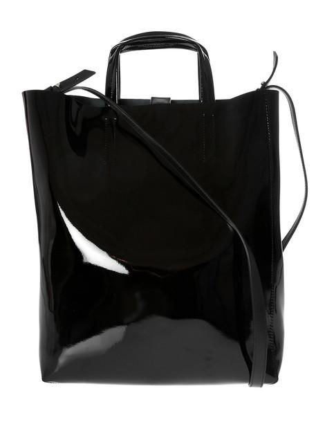 Acne Studios Shiny Shopper Bag