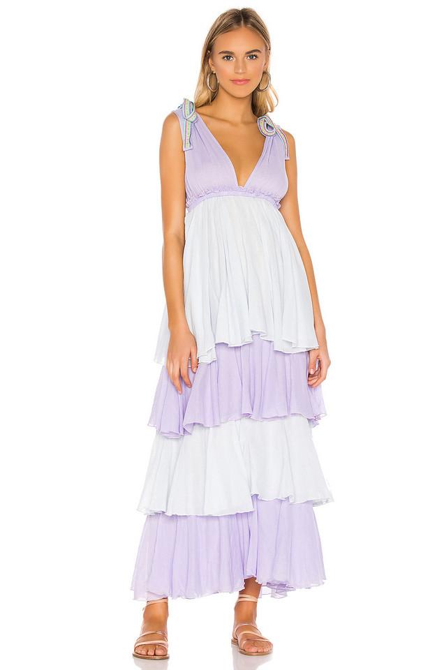 Pitusa Alma Dress in lavender