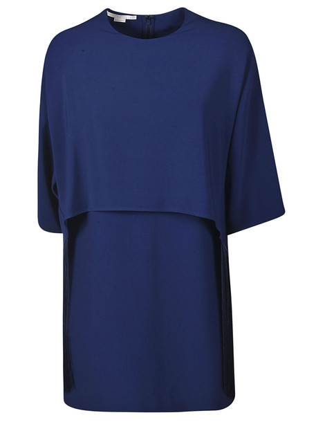 Stella Mccartney Georgia Dress in blue
