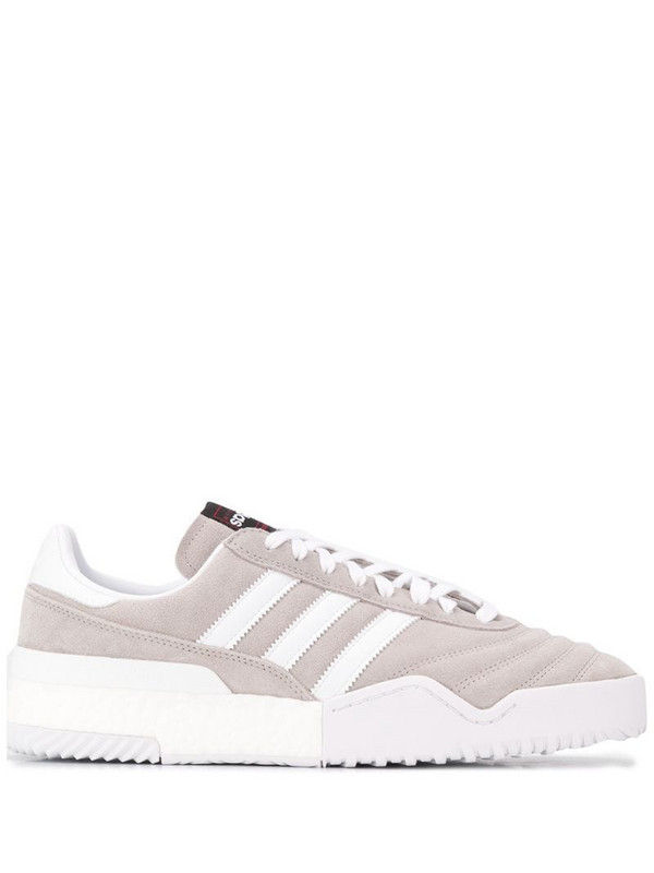 adidas Originals by Alexander Wang x Alexander Wang B-Ball Soccer trainers in grey