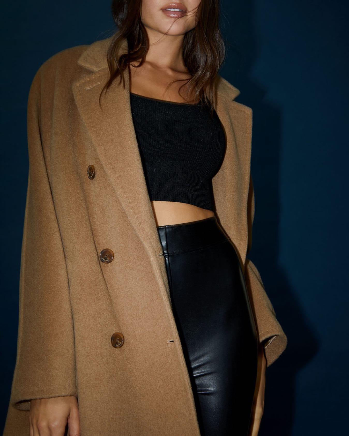 coat pants top