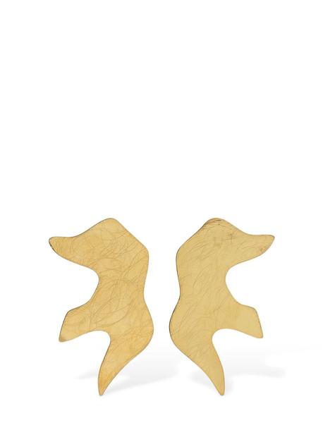 LIYA Electra Earrings in gold
