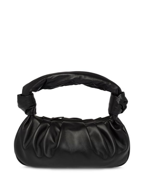 Miu Miu slouchy tote bag in black