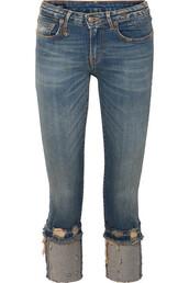 jeans,skinny jeans,denim,cropped