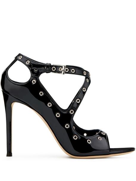 Giuseppe Zanotti Alyson sandals in black