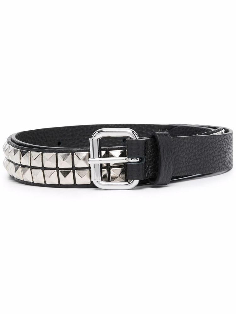P.A.R.O.S.H. P.A.R.O.S.H. stud-embellished belt - Black