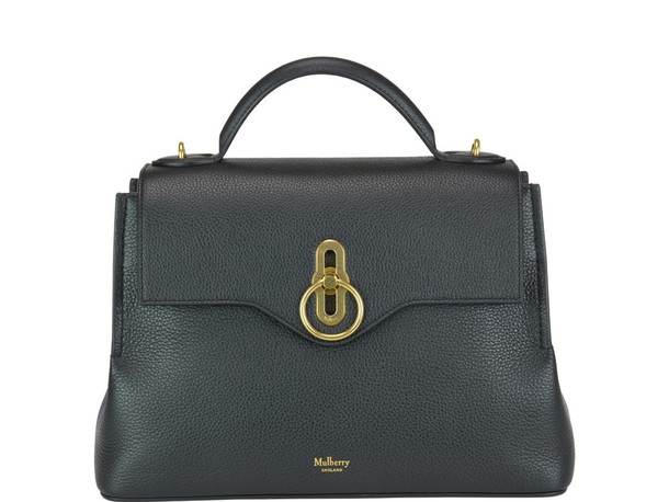 Mulberry Small Seaton Bag in black
