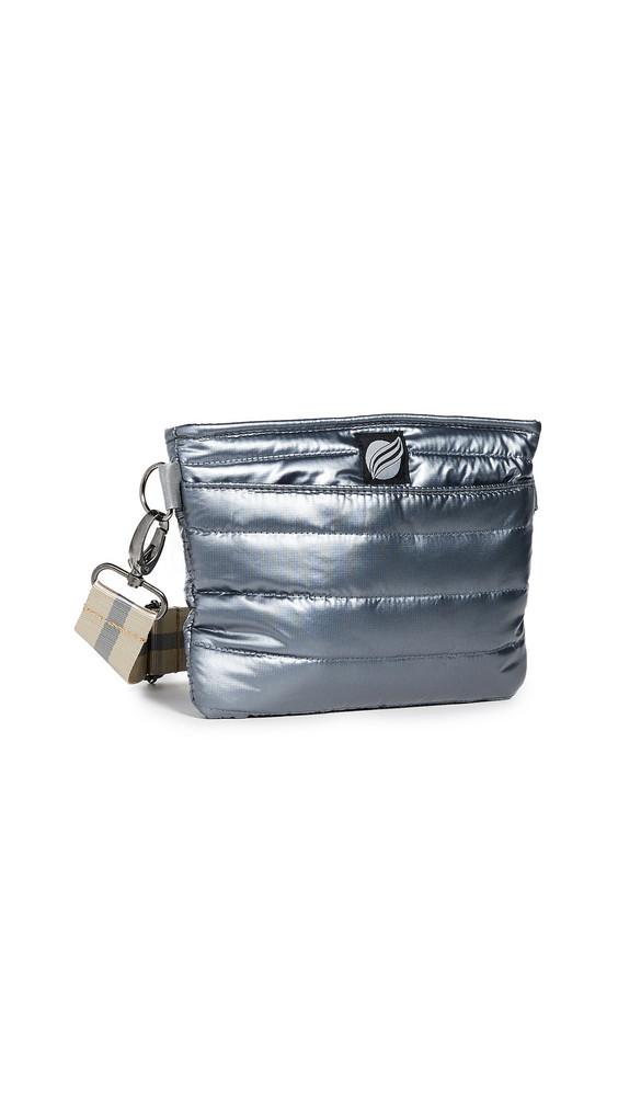 Think Royln Convertible Belt Crossbody Bag in grey
