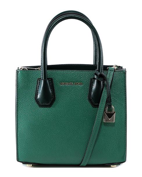 Michael Kors Mercer Handbag in green