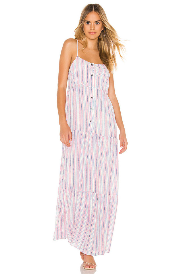 Splendid Promenade Dress in pink