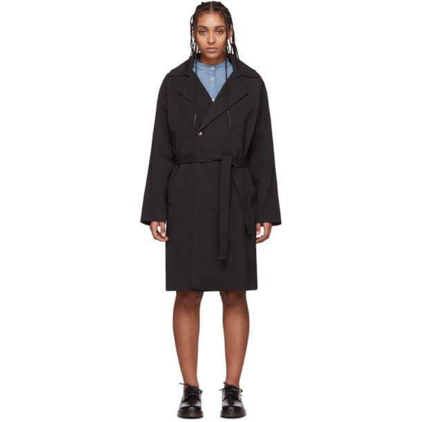 A.P.C. A.P.C. Black Bakerstreet Coat