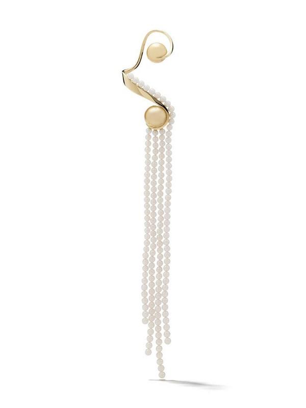 TASAKI 18kt yellow gold Waterfall earring