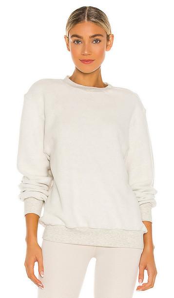 STRUT-THIS Mason Sweatshirt in Grey