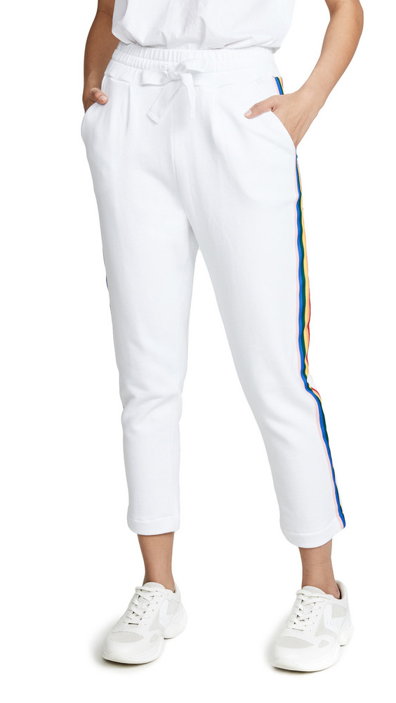 Chinti and Parker Dreamer Sweatpants in white